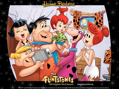 The Flintstones 壁紙