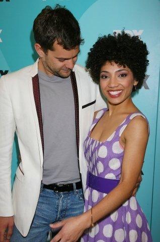 The Fringe Cast at 2009 狐, フォックス Upfronts