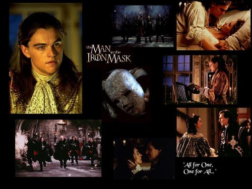 The Man in the Iron Mask 壁纸