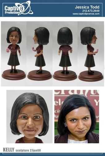 The Office - Official Kelly bobblehead