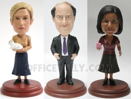 The Office - Official bobbleheads