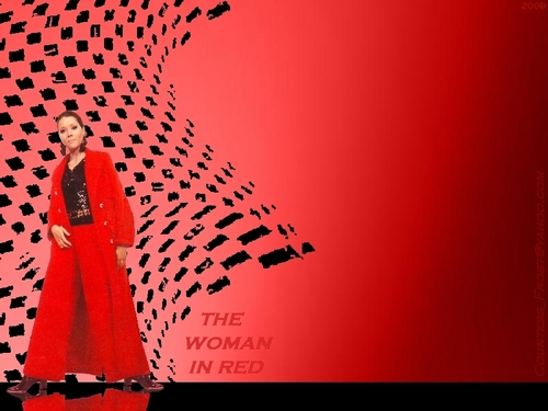 The Woman In Red (1)