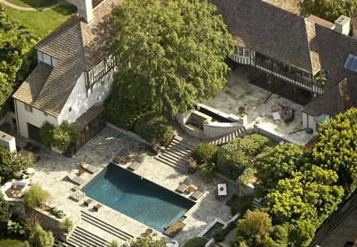 Their Beverly Hills House