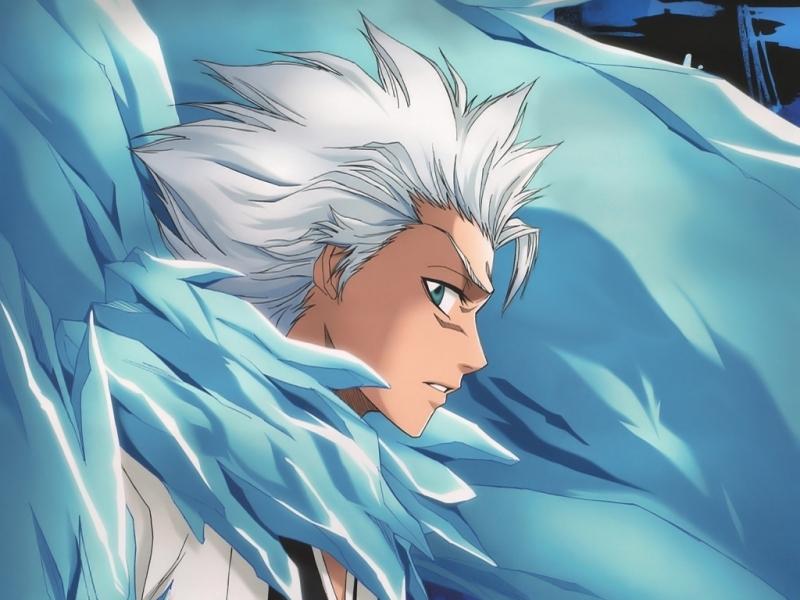 Bleach Anime Wallpaper. Toshiro - Bleach Anime