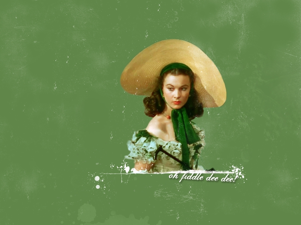 Vivien Leigh Vivien Leigh as Scarlett O HaraVivien Leigh Wallpaper