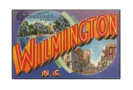 Wilmington North Carolina. Wilmington