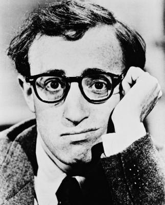 Woody Allen wallpaper probably containing a portrait called Woody Allen