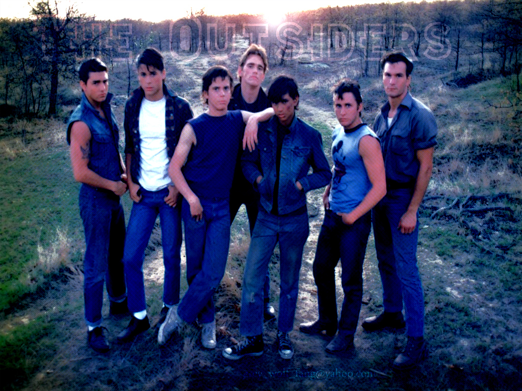 The Outsiders Youtub Backgrounds