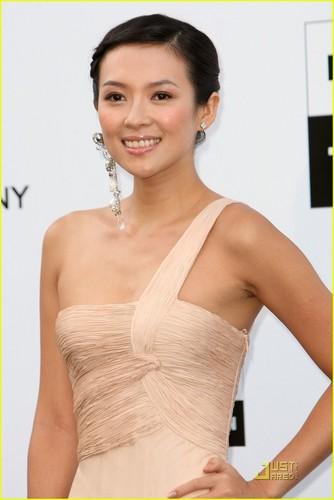 Zhang Ziyi 2009 Cannes Film Festival