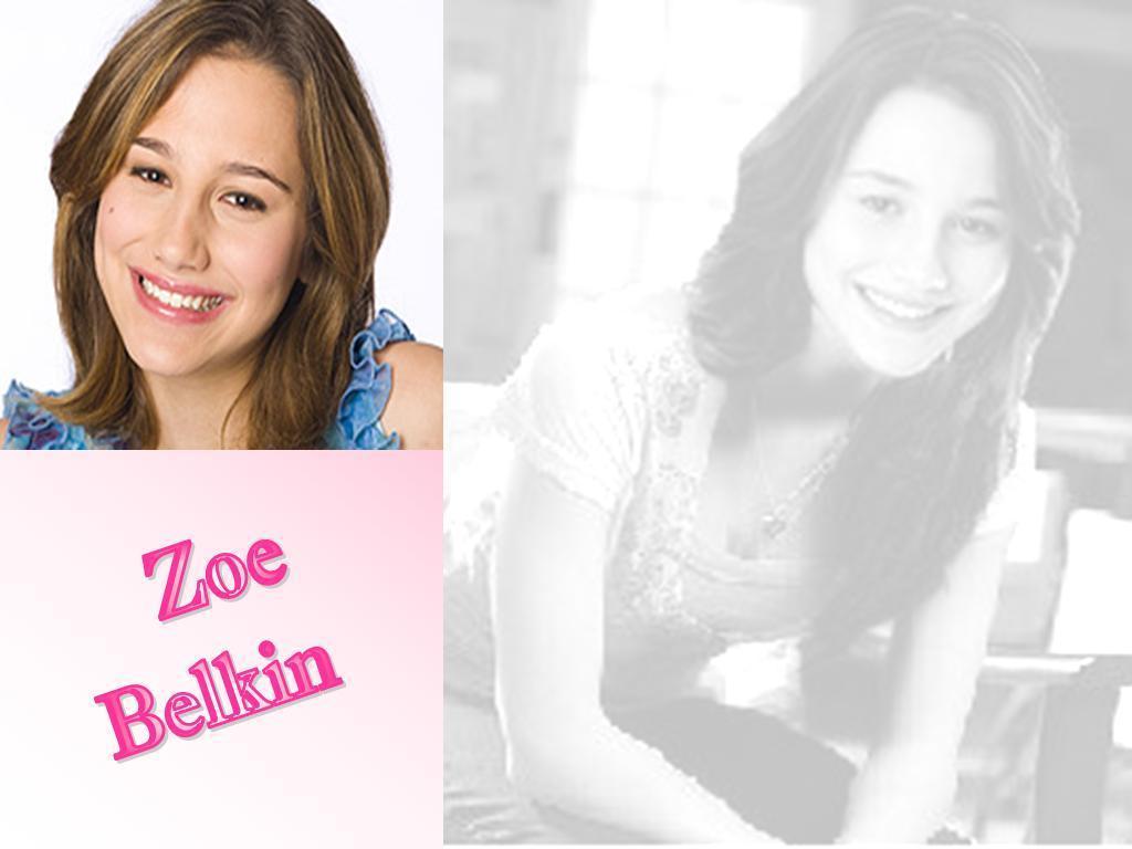 Zoe belkin dating
