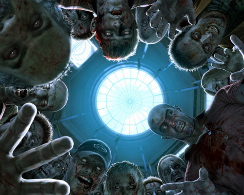 Zombies wallpaper containing a sand dollar titled Zombies