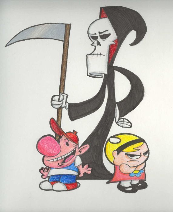 Billy And Mandy Images Billy And Mandy Wallpaper And