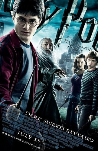 halfblood prince poster