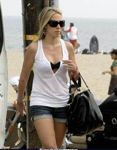 haylie at zuma strand