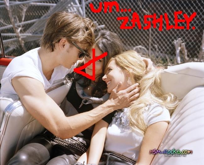 Zac Efron Ashley Tisdale