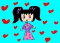 japanese girl - anime fan art
