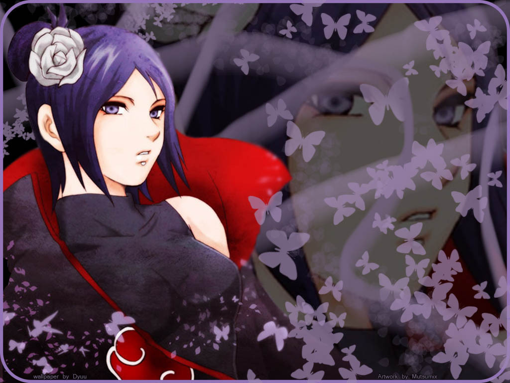Konan images konan_akatsuki HD wallpaper and background ...