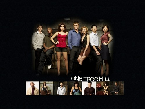 One Tree Hill wallpaper titled one tree hill <3