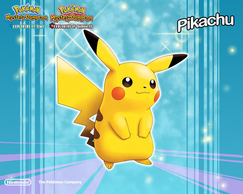 pikachu fondo de pantalla