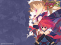 rozalin and adell - disgaea-2 wallpaper