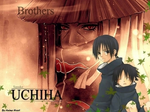 sasuke and itachi wallpaper called sasu_ita_bros