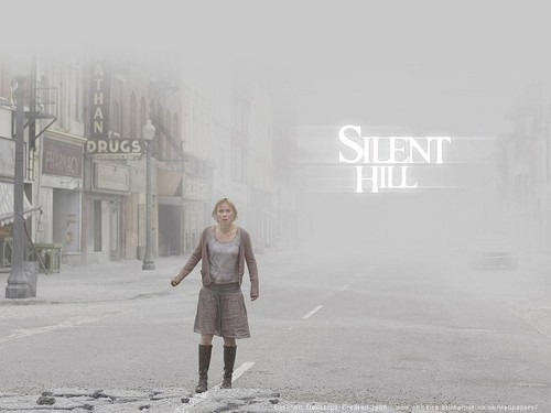 Silent Hill wallpaper containing a street titled silent hill wallpapers