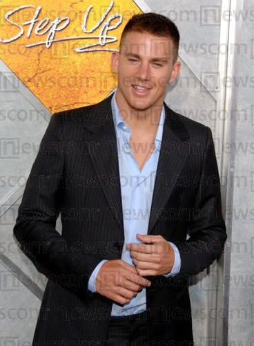 step up premier - channing-tatum Photo