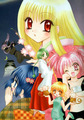 tokyo mew mew a la mode
