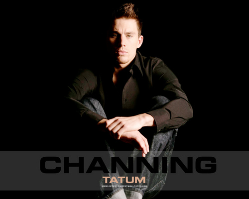 Channing Tatum fond d'écran containing a business suit and a well dressed person entitled -Channing♥