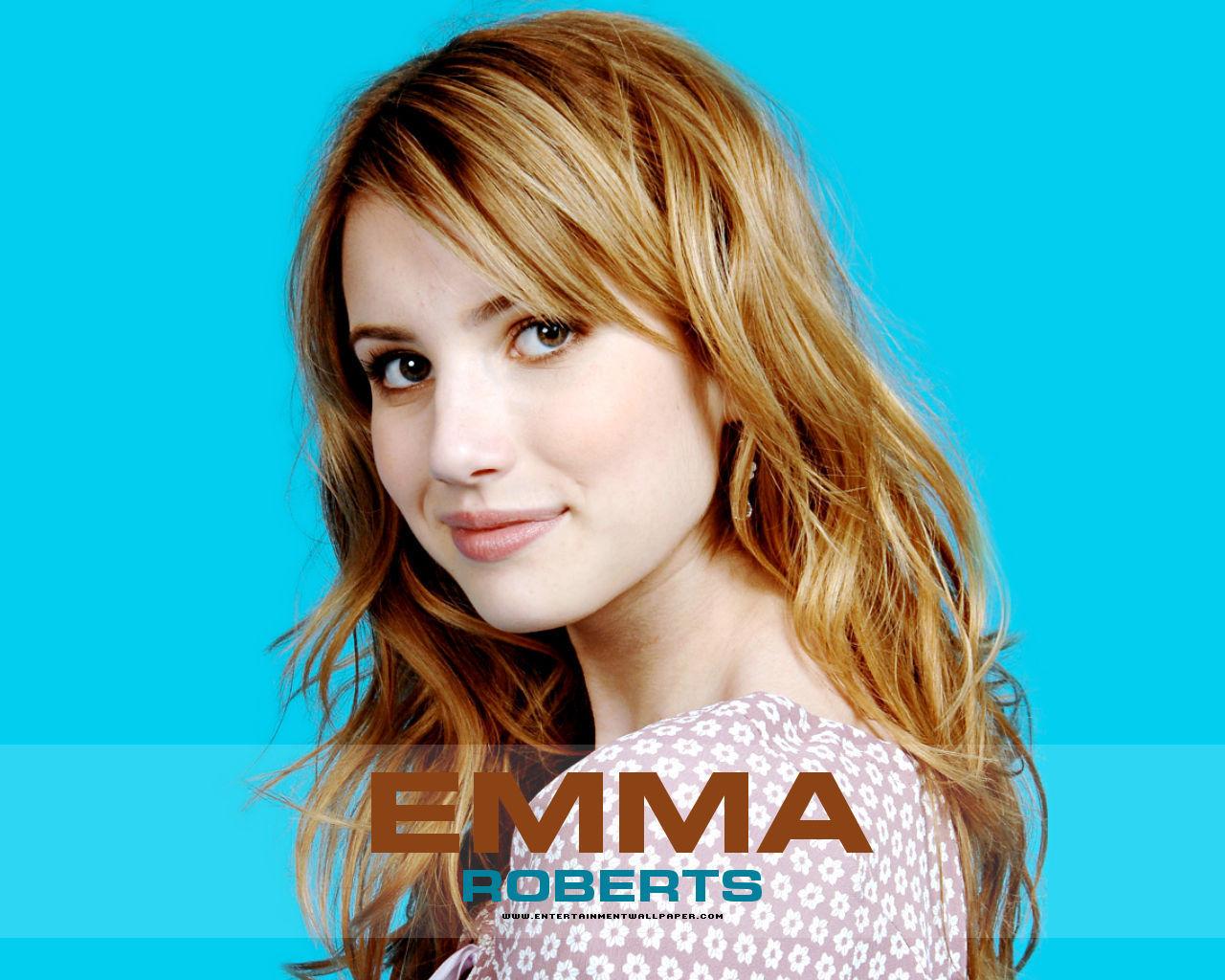 emma roberts wallpaper