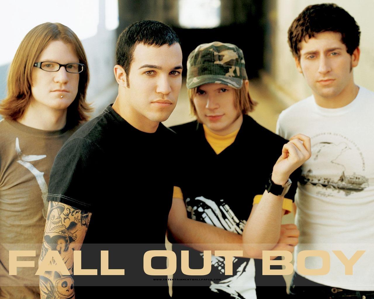 -FallOutBoy♥ - Fall Out Boy 1280x1024