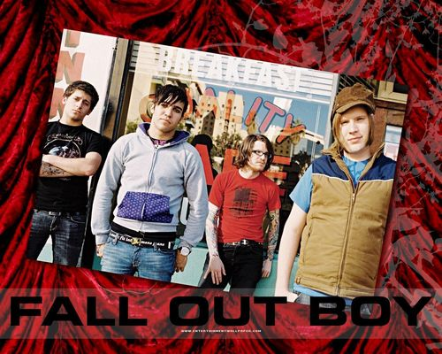 Fall Out Boy images -FallOutBoy♥ HD wallpaper and background photos