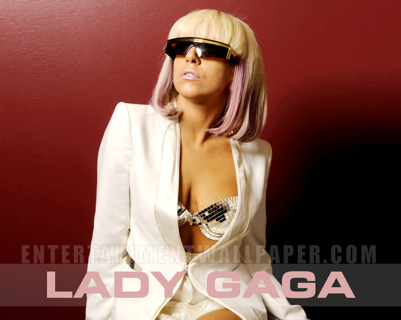 -LadyGaga♥ - lady-gaga wallpaper