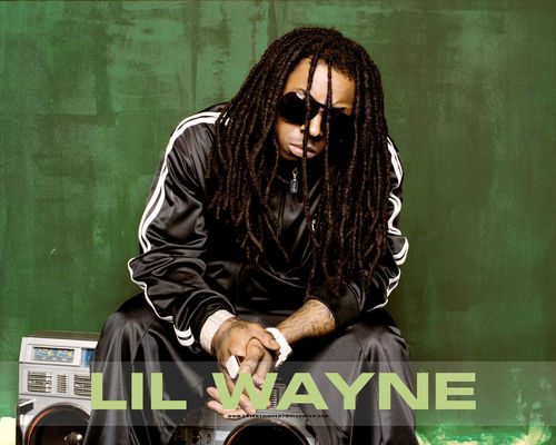 李尔·韦恩 壁纸 containing a well dressed person titled -LiLWayne♥