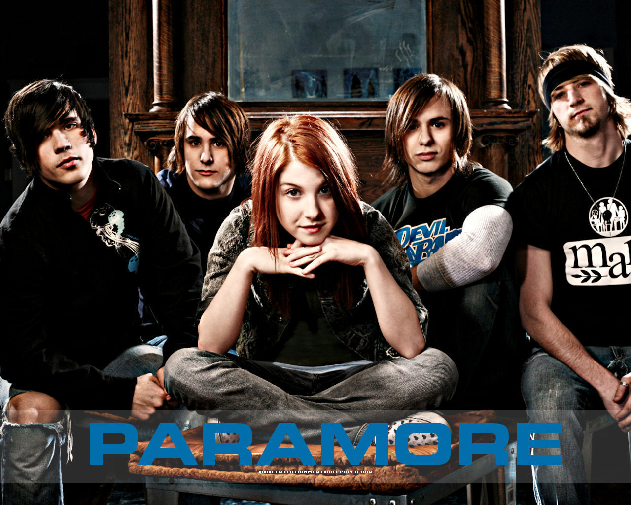 -Paramore♥ - Paramore Wallpaper (6446778) - Fanpop Paramore