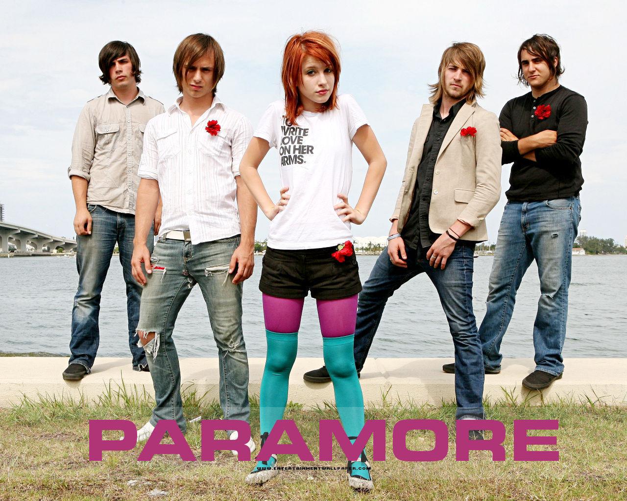-Paramore♥ - Paramore Wallpaper (6446784) - Fanpop Paramore