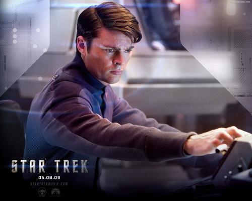 星, つ星 Trek 2009