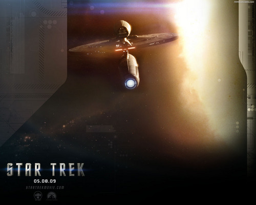 estrela Trek 2009