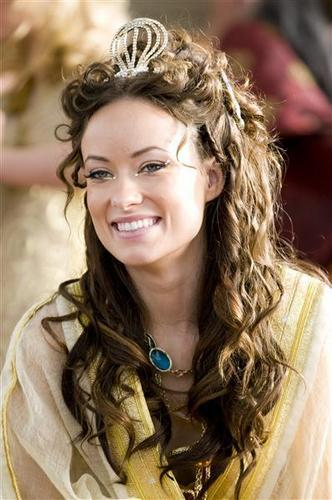 'Year One' Promotional Production Photo: Olivia Wilde as Princess Inanna