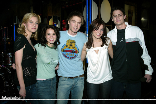 01-16-2004: MTV's Total Request Live