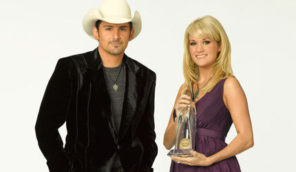 2008 CMA Awards Shoot