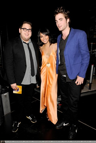 2009 MTV Movie Awards - Backstage & Audience