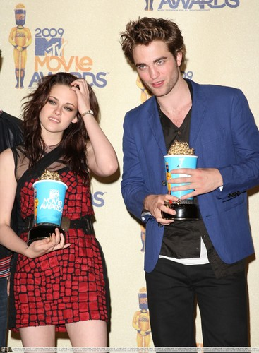 2009 MTV Movie Awards - Press Room