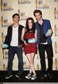 2009 MTV Movie Awards - Press Room - twilight-series photo