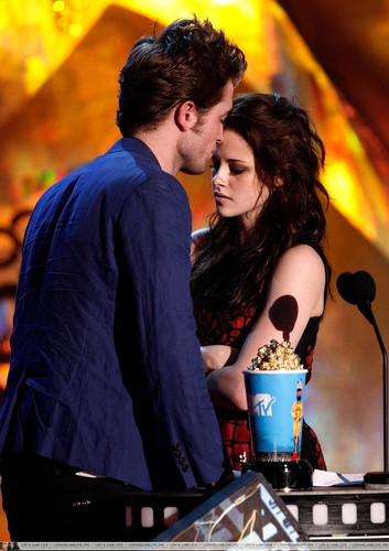2009 mtv Movie Awards - mostrar