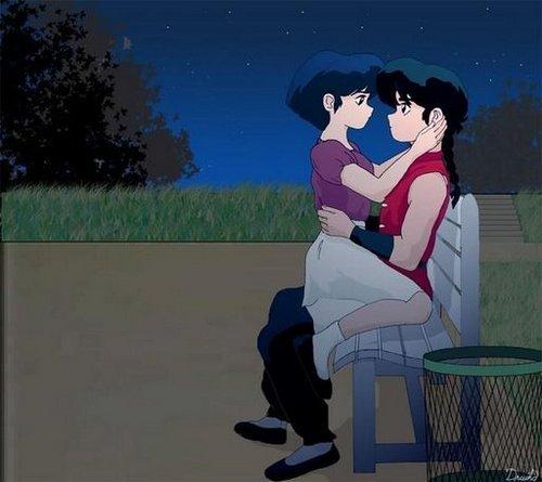Akane & Ranma
