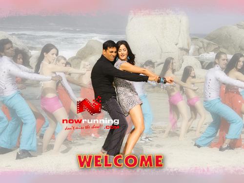 Akshay Kumar and Katrina Kaif