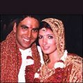 Akshaye and Twinkle's Wedding