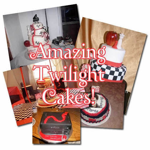 Amazing Twilight Cakes