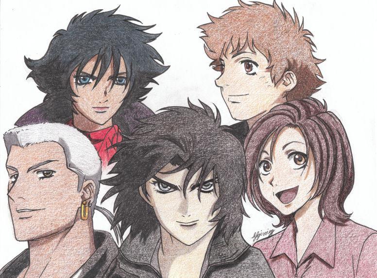 Anime wolves anime wolves